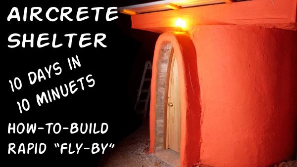 Beginner Archives - Air Crete House Dome Tiny House